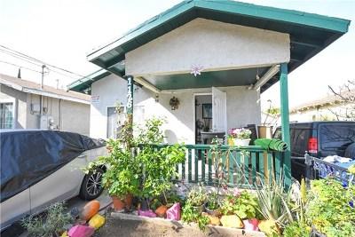 San Fernando Single Family Home For Sale: 1126 Hollister Street