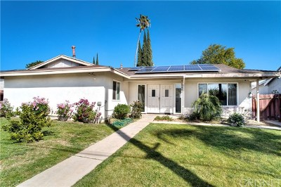 West Hills Single Family Home For Sale: 7948 Fallbrook Avenue
