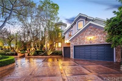 Sherman Oaks Single Family Home For Sale: 4207 Cedros Avenue