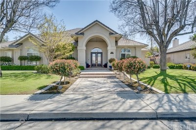 Single Family Home For Sale: 10301 Finchley Drive