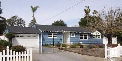 Valley Glen Single Family Home For Sale: 6315 Sunnyslope Avenue