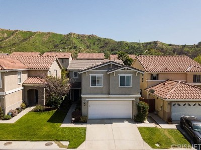 Sylmar Single Family Home Active Under Contract: 13148 La Tierra Way