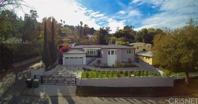 Hollywood Hills Single Family Home For Sale: 3943 Kentucky Drive