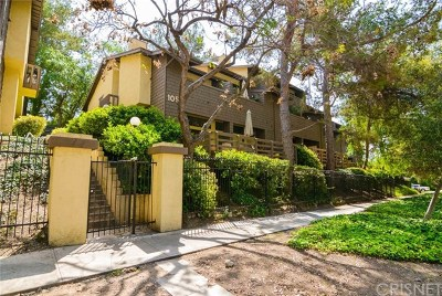 Pasadena Condo/Townhouse For Sale: 1050 Seco Street #201