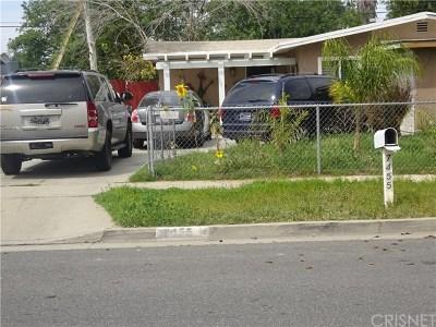 Riverside Single Family Home For Sale: 7455 El Sol Way
