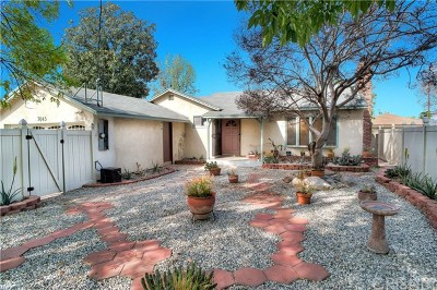 Van Nuys Single Family Home For Sale: 7045 Ranchito Avenue