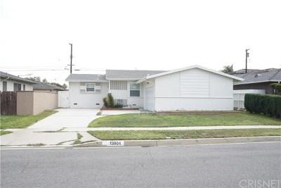 Gardena Single Family Home For Sale: 13904 Casimir Avenue