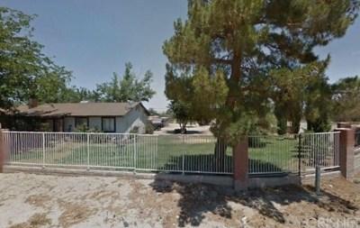 Littlerock Single Family Home For Sale: 10167 E Avenue Q10
