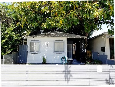 Burbank Single Family Home For Sale: 3515 W Alameda Avenue