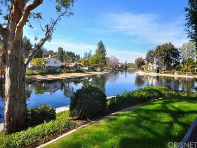 Calabasas Single Family Home For Sale: 23136 Park Sorrento