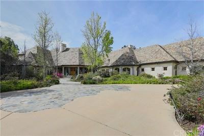Chatsworth Single Family Home For Sale: 22594 Zaltana Street