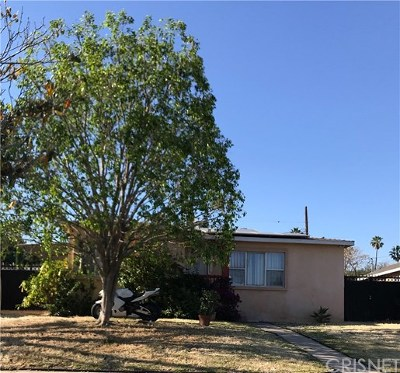 Mission Hills Single Family Home For Sale: 14915 Sandra Street