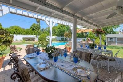Encino Single Family Home For Sale: 5401 Genesta Avenue
