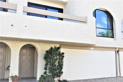Calabasas Condo/Townhouse For Sale: 4227 Freedom #305