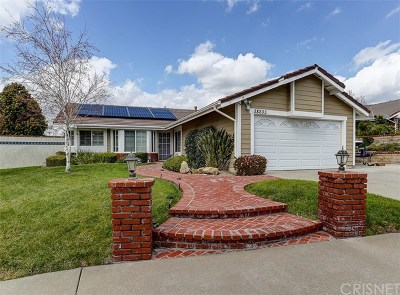 Canyon Country Single Family Home For Sale: 28203 Langside Avenue
