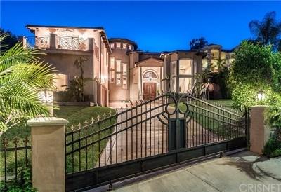 Granada Hills Single Family Home For Sale: 11565 Yarmouth Avenue