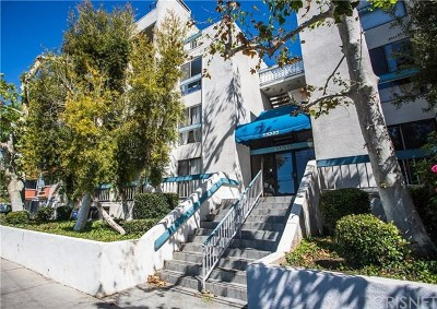 Sherman Oaks Condo/Townhouse For Sale: 15335 Magnolia Boulevard #312