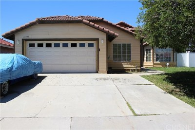 Moreno Valley Single Family Home For Sale: 13439 Lakeport Drive