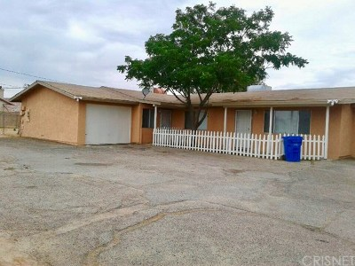 Apple Valley Multi Family Home For Sale: 12982 Mohawk Road