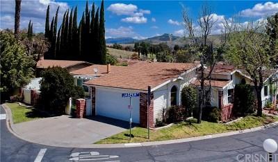 Acton, Canyon Country, Saugus, Santa Clarita, Castaic, Stevenson Ranch, Newhall, Valencia, Agua Dulce Single Family Home For Sale: 27571 Jasper Way