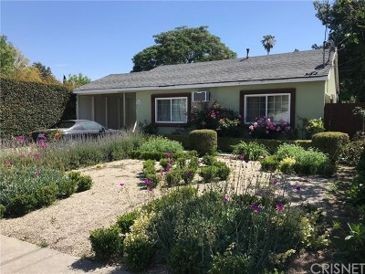Reseda Single Family Home For Sale: 7326 Lindley Avenue