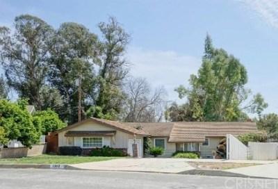 Whittier Single Family Home For Sale: 1302 Marie Ellen Avenue