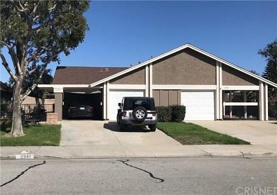 Chino Single Family Home For Sale: 13261 Ballestros Avenue