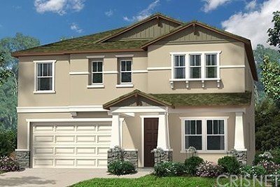 Acton, Canyon Country, Castaic, Newhall, Saugus, Santa Clarita, Stevenson Ranch, Valencia, Agua Dulce Single Family Home For Sale: 19203 Bension Drive
