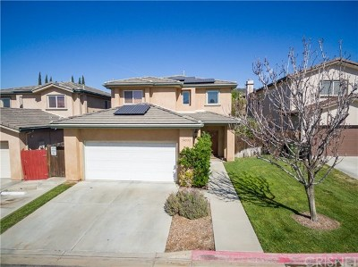 Sylmar Single Family Home For Sale: 14533 Willowgreen Lane