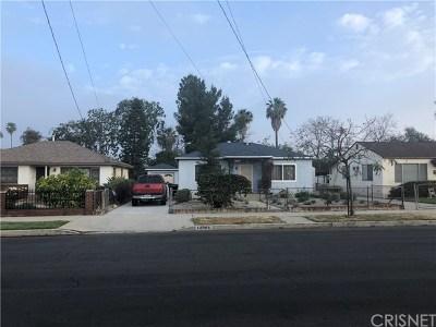 San Fernando Single Family Home For Sale: 14085 La Rue Street