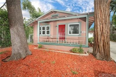 Pasadena Single Family Home For Sale: 681 E Ladera Street