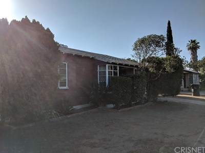 San Diego Single Family Home For Sale: 3862 Loma Alta Drive
