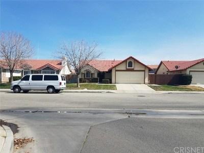 Lancaster Single Family Home For Sale: 43038 11th Street E