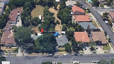 Reseda Single Family Home For Sale: 7501 Shirley Avenue
