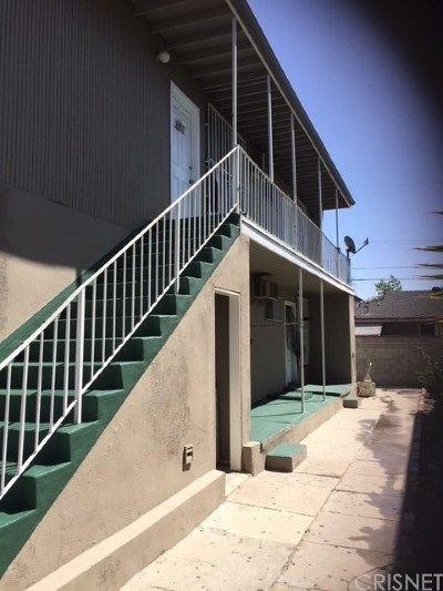 North Hollywood Multi Family Home For Sale: 6708 Irvine Avenue