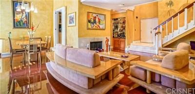 Sherman Oaks Condo/Townhouse For Sale: 14159 Dickens Street #301