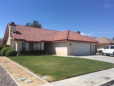 Ridgecrest CA Single Family Home For Sale: $269,000