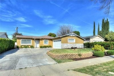 West Hills Single Family Home For Sale: 7725 Minstrel Avenue