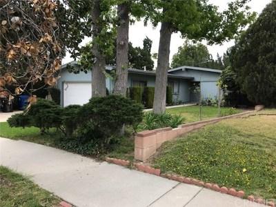 Granada Hills Single Family Home For Sale: 17238 Tennyson Place