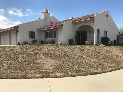 Quartz Hill Single Family Home For Sale: 6205 Corinthian Place