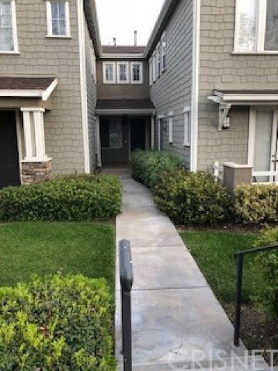 Fullerton Condo/Townhouse For Sale: 2243 Strickler Drive