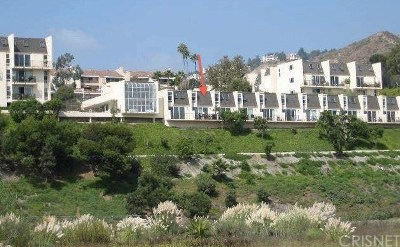 Malibu CA Condo/Townhouse For Sale: $400,000