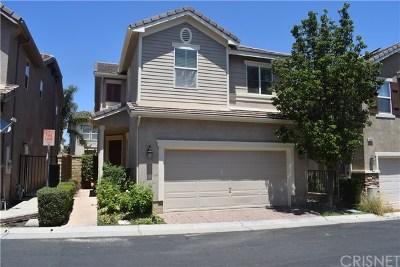 Valencia Single Family Home For Sale: 29254 Hatari Way