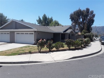 Lake Elsinore Single Family Home Active Under Contract: 662 Quail Drive