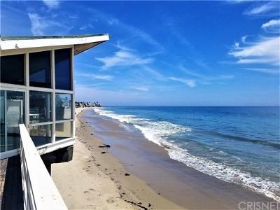 Malibu Single Family Home For Sale: 21650 Pacific Coast Highway
