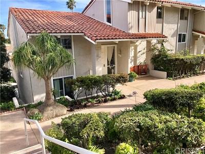 Malibu Condo/Townhouse For Sale: 28386 Rey De Copas Lane