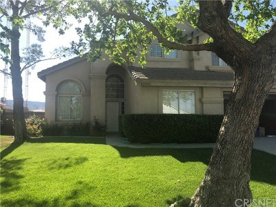 Quartz Hill Single Family Home For Sale: 42033 Quail Creek Drive