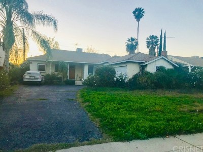 Winnetka Single Family Home Active Under Contract: 7713 Quakertown Avenue