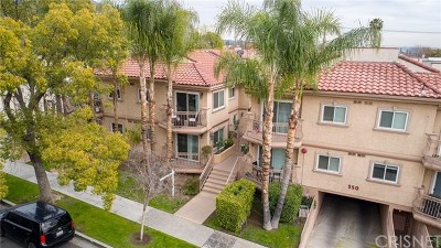 Burbank Condo/Townhouse For Sale: 550 E Santa Anita Avenue #105
