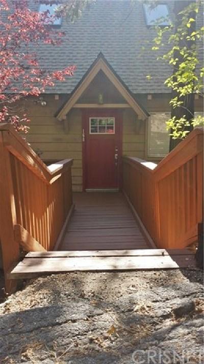 Lake Arrowhead Single Family Home For Sale: 168 Sunset Drive